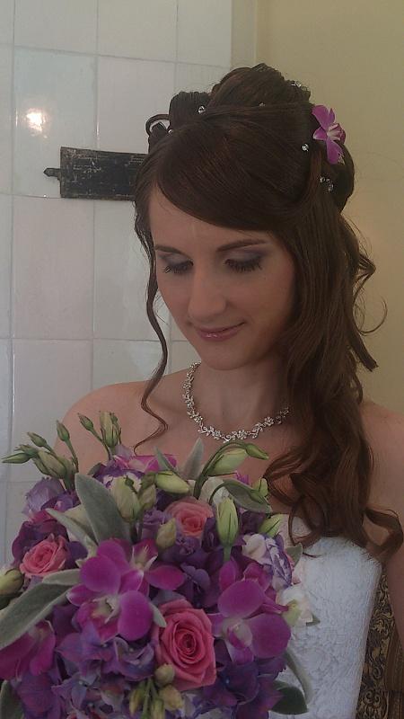 прически свадебные в зеленограде